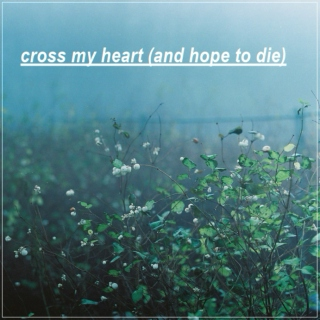 cross my heart (and hope to die)