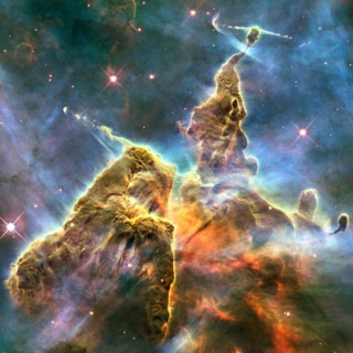 Stardust and cosmic waves