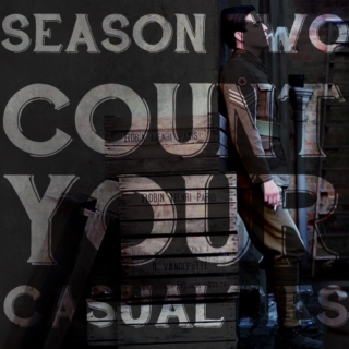 Count Your Casualties [Thomas Barrow; Season 2]