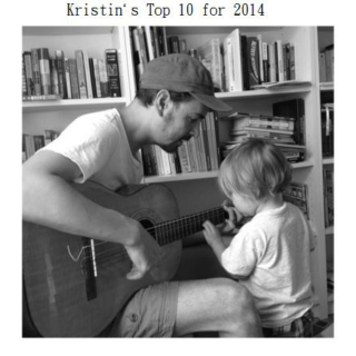 Kristin's Top 10 for 2014