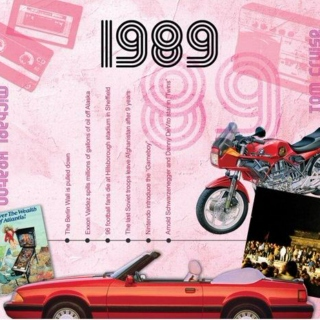Hits of 1989