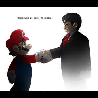 For Mr. Iwata
