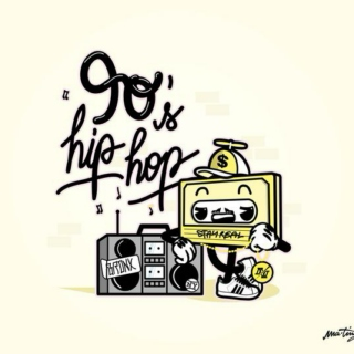 Hip-Hop 90s Part 2