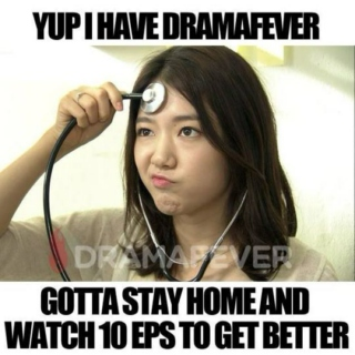 Everybody has their own drama~