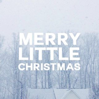 merry little christmas