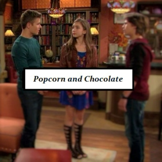 Popcorn and Chocolate