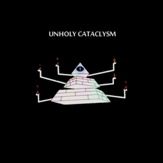 unholy cataclysm: hymns for weirdmageddon