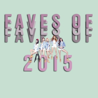 faves of 2015