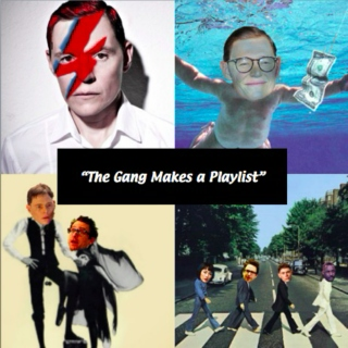 The Gang Makes a Playlist