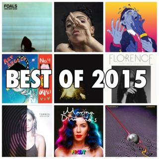 Best Indie/Alternative of 2015