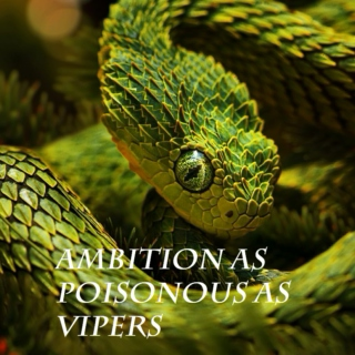 Vipers with Poisonous Ambition
