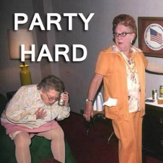 The weekend party hard rock mix