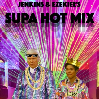 JENKIN'S & EZEKIEL SUPA HOT MIX