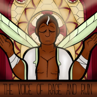 voice of rage and ruin - an oc mix