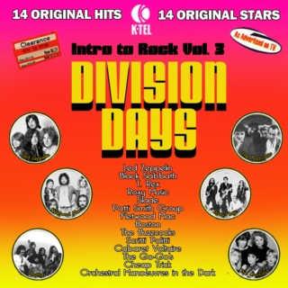 Intro to Rock #3: Division Days