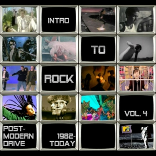 Intro to Rock #4: The Postmodern Drive