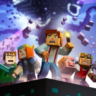 Let Us Tell You a Story -A Minecraft: Story Mode fanmix-