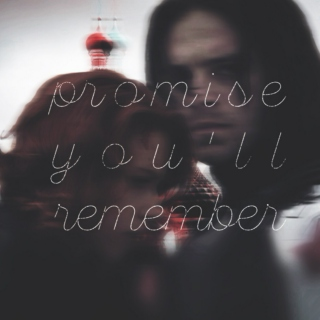 PROMISE YOU'LL REMEMBER