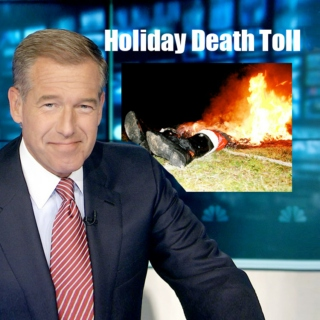 Holiday Death Toll