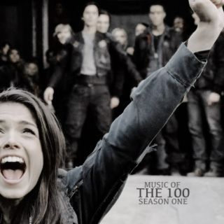 music of the 100 (season one)