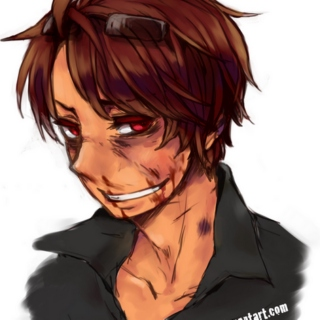 You're not me (APH 2P! America)