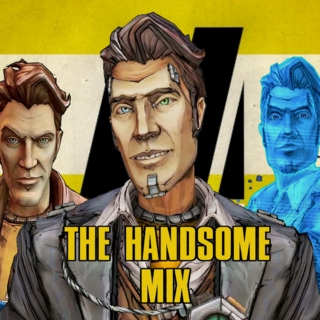THE HANDSOME MIX