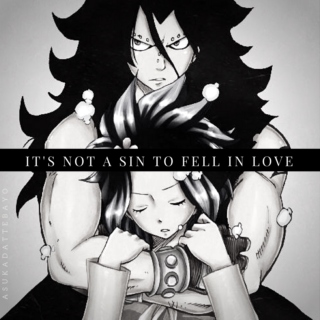 IT'S NOT A SIN TO FELL IN LOVE [Gajevy]