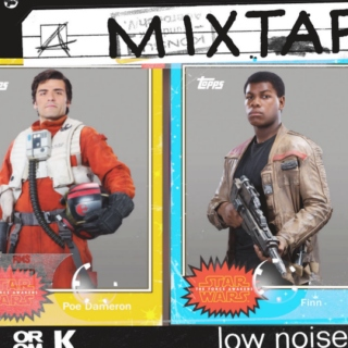 finn/poe: enter galactic you and me