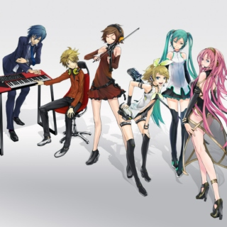 Best of Vocaloids - IV