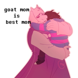 goat mom is best mom
