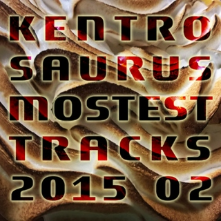 Kentrosaurus' Mostest Tracks 2015 Oh-Two