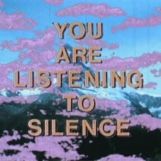 The Silence Overtakes Me