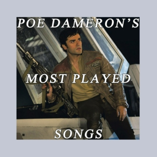 Poe Dameron's Most Played Songs