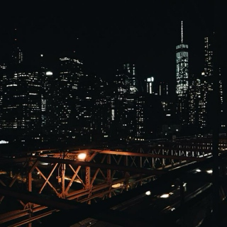 'these city lights make me miss you'