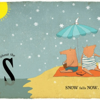 "Without the ""S"" ... snow fails now!"