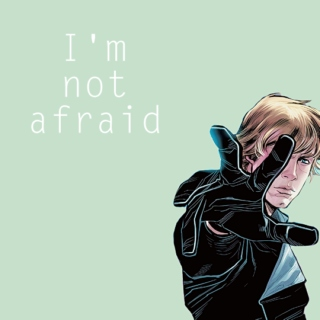 I'm not afraid - A Luke Skywalker Fanmix