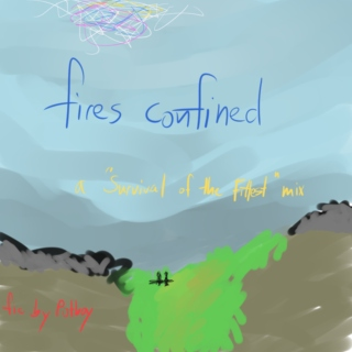 fires confined