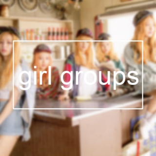 ↑100 of 2015: girl groups