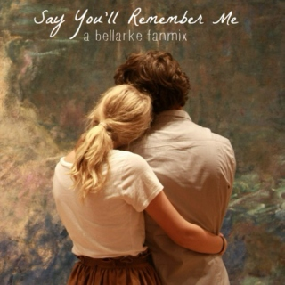 Say You'll Remember Me