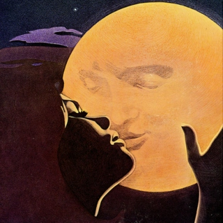 make out with the moon