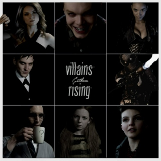 villains rising