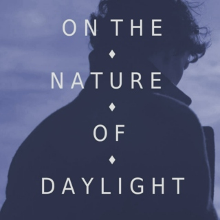 on the nature of daylight // Sherlock Holmes