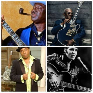 4 Kings of the Blues