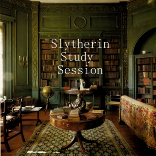 Slytherin Study Session