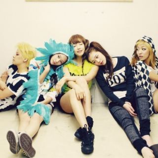 different songs with the same name: k-pop pt.1