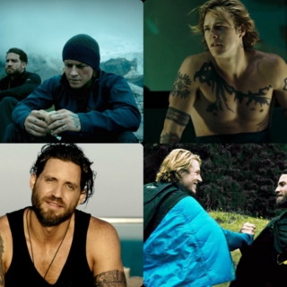 Bodhi + Johnny Utah || Point Break