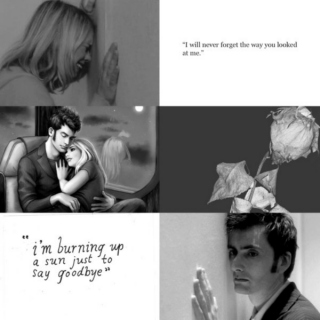 Burning Up A Sun || Rose Tyler & The Tenth Doctor
