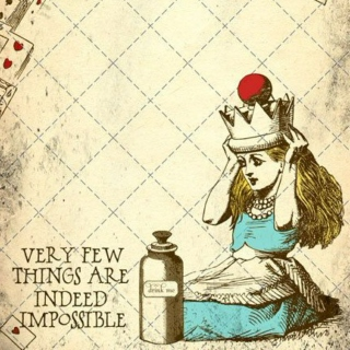 """Through the Looking Glass:  Songs Inspired by """"Alice in Wonderland"""""""