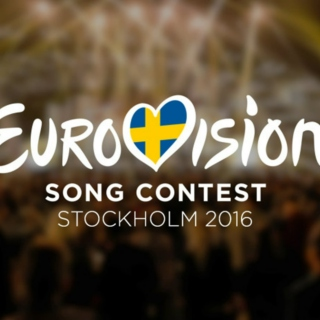 my eurovision 2016.
