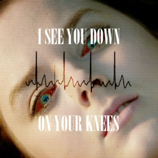 i see you down on your knees: a kate fuller mix